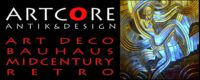 ARTCORE Antik & Design - art deco bútor - furniture - Budapest